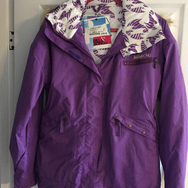 875d6ee67e Find more Ladies Billabong Winter Jacket for sale at up to 90% off ...