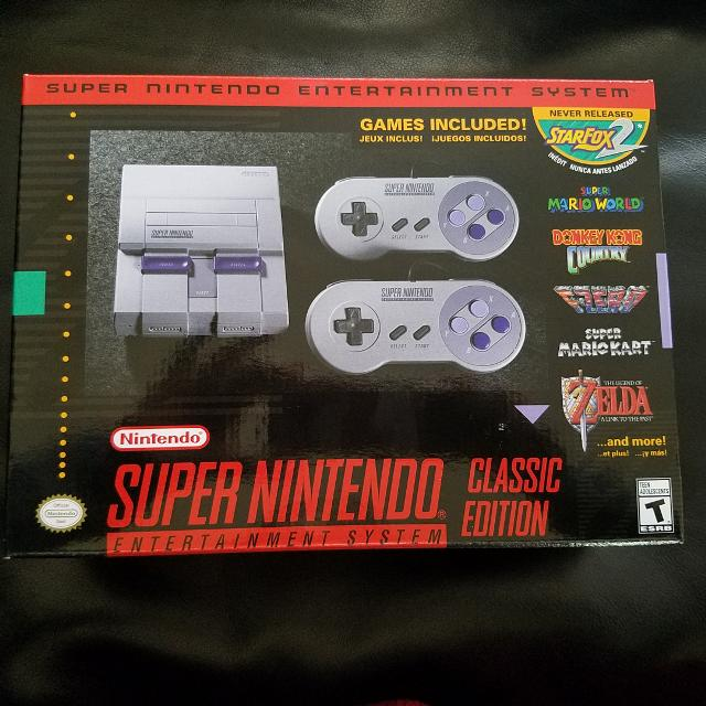 NEW SNES 250+ games,Classic system, modded