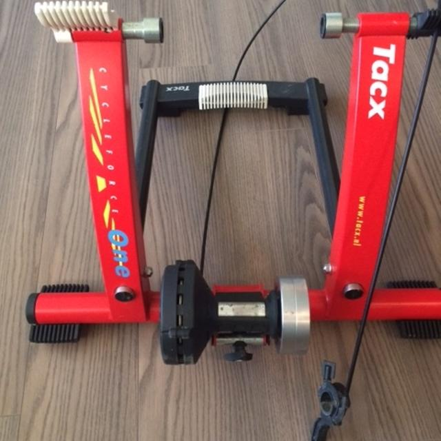 Best Tacx Cycleforce One Indoor Bike Trainer For Sale In