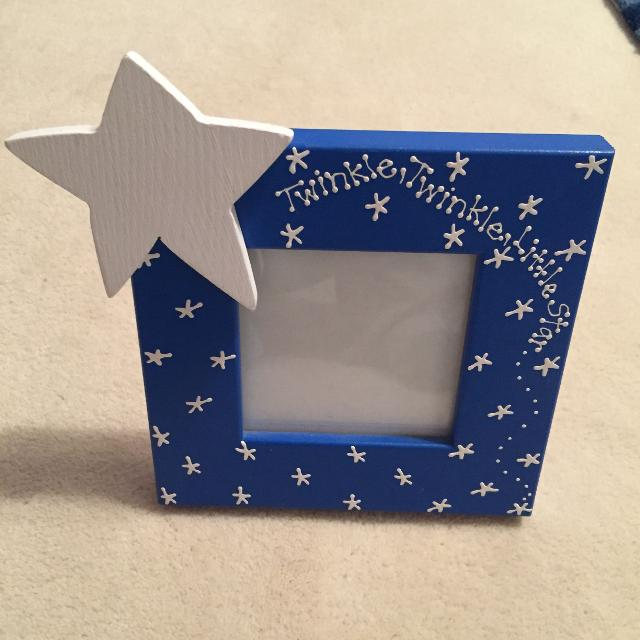 Find More Handmade Frame Twinkle Twinkle Little Star For Sale At