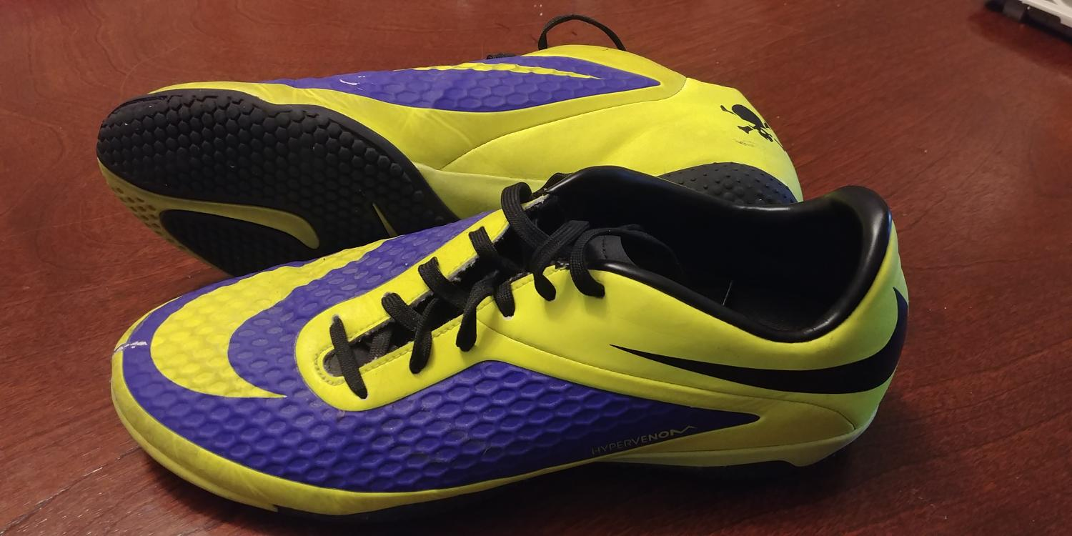 686ee1f66 Best Nike Hypervenom Indoor Soccer Shoes 8.5 for sale in Oshawa ...