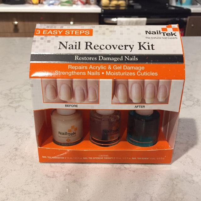 Nail Recovery Kit | Best Nail Designs 2018