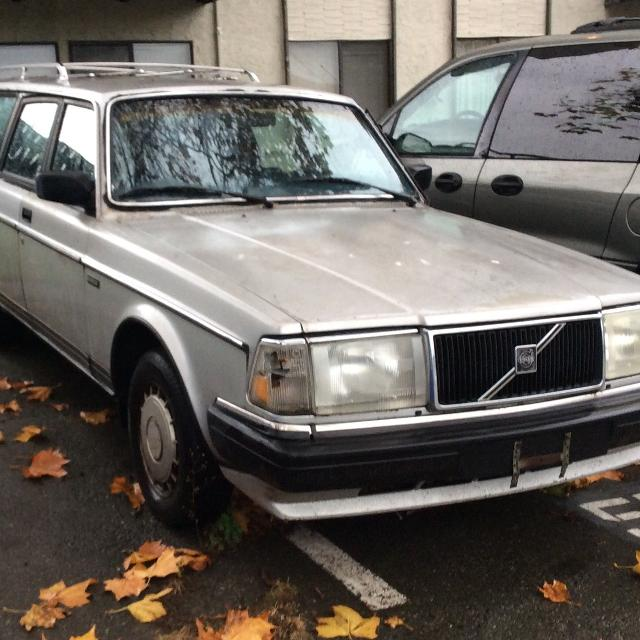 Find More 1986 Volvo 240 Dl Wagon For Sale At Up To 90 Off