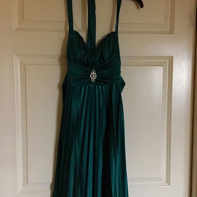 Best Semi Formal Dress Emerald Green For Sale In Murrieta