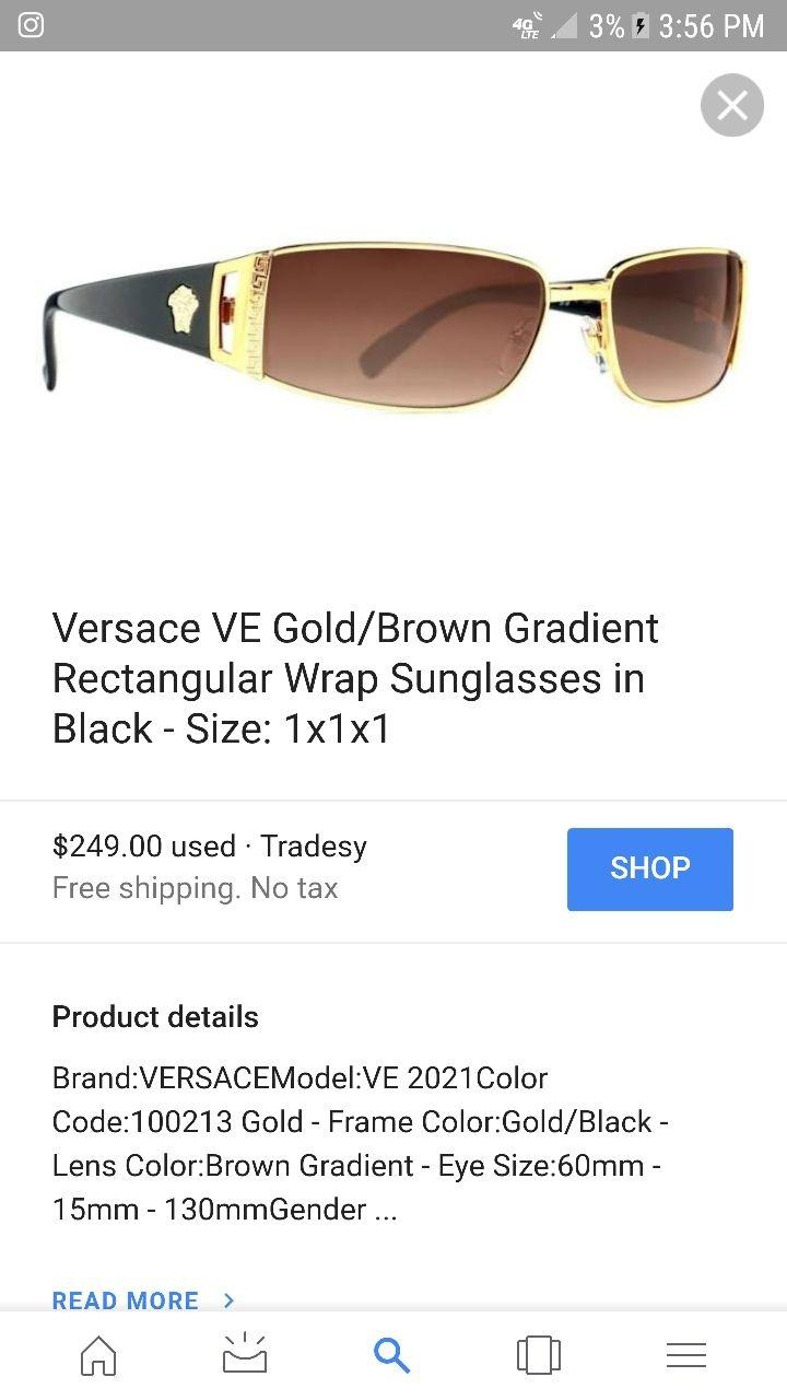 431f7615799 Best Like New Versace Glasses for sale in Wimberley