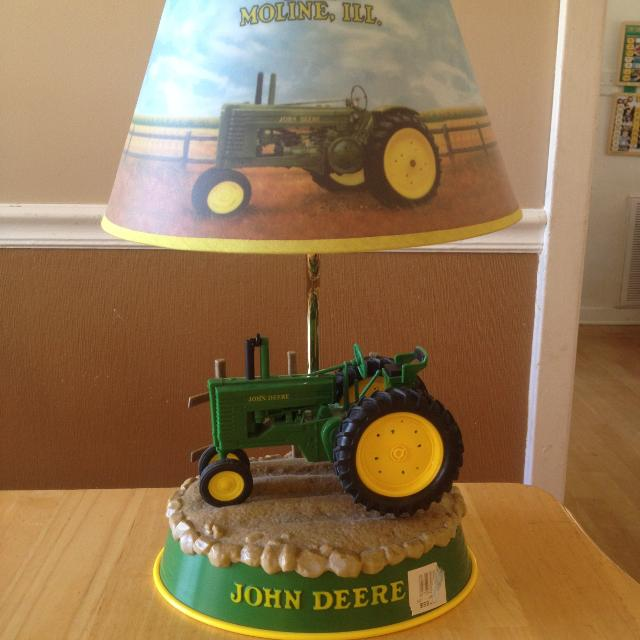 Find more john deere table lamp animated rear wheelswith tractor john deere table lamp animated rear wheelswith tractor sounds aloadofball Image collections