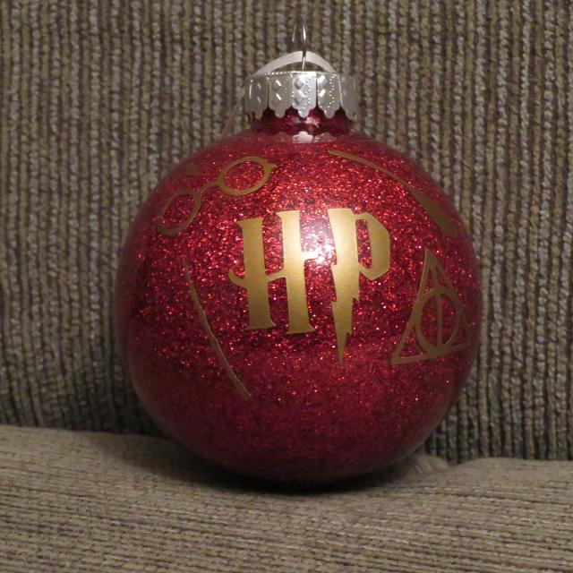 Best New Harry Potter Christmas Ornament For Sale In Clarington