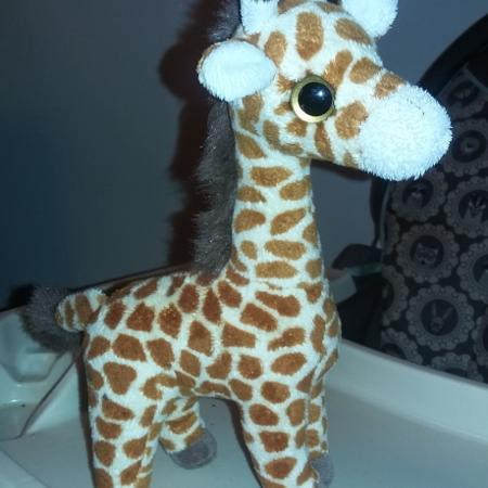 ty beanie baby Topper the giraffe for sale  Canada