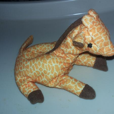 vintage ty beanie baby giraffe from... for sale  Canada
