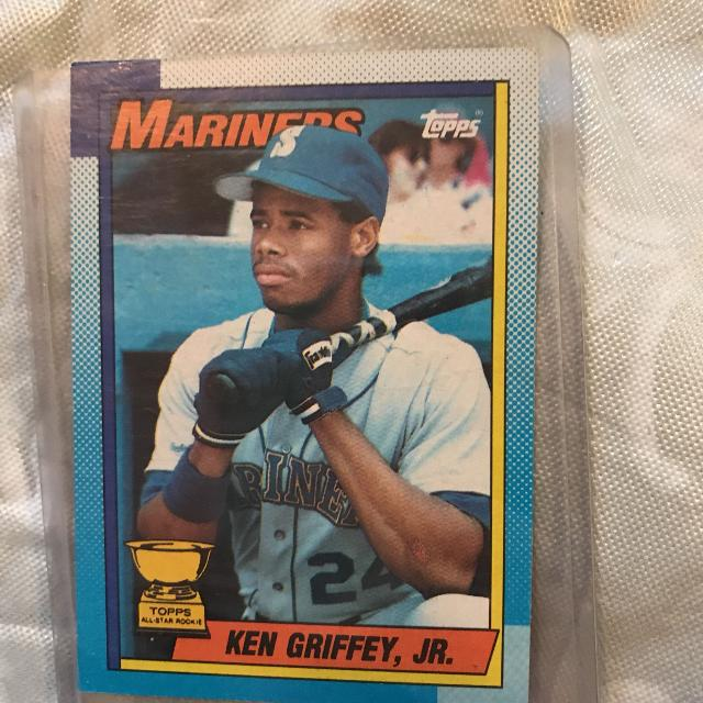 c928ececb6 Best Ken Griffey Jr Mariners Trading Card Euc#336 for sale in Manchester,  New Hampshire for 2019