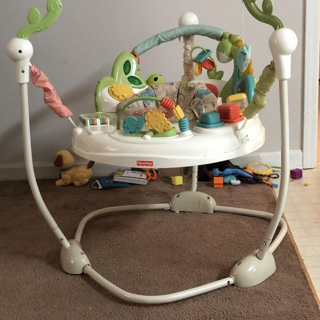 8e8f69783 Best Fisher Price Jumperoo for sale in McDonough