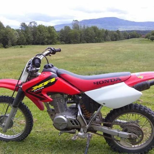 80cc Honda Dirt Bike
