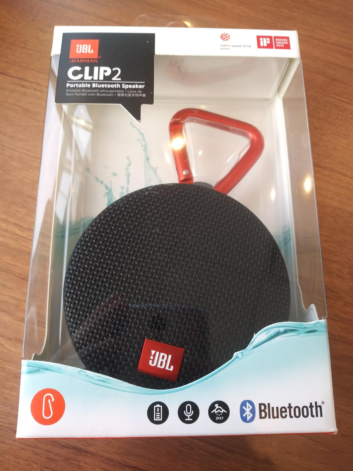 Best Jbl Clip 2 Portable Bluetooth Speaker for sale in Temecula, California for 2019