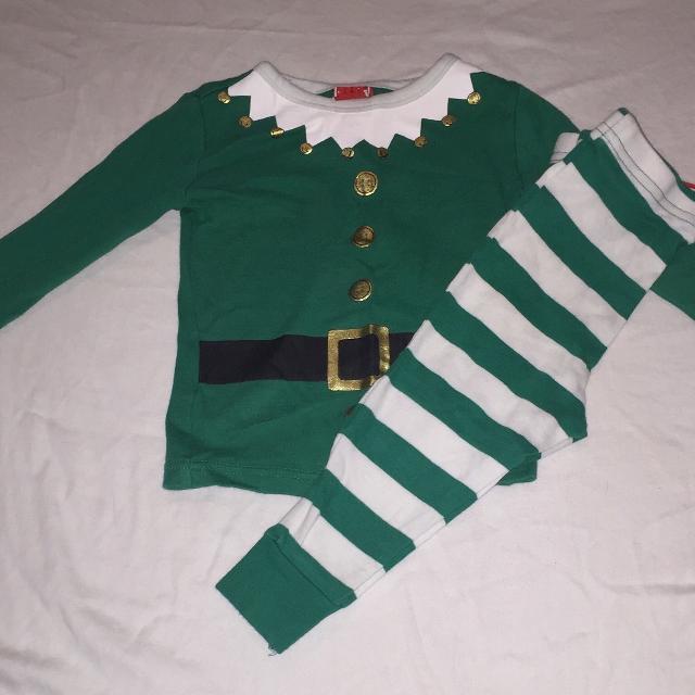 elf christmas pajamas size 18 month - Elf Christmas Pajamas