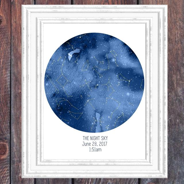 Best Custom Star Map For Sale In Clarington Ontario For 2019
