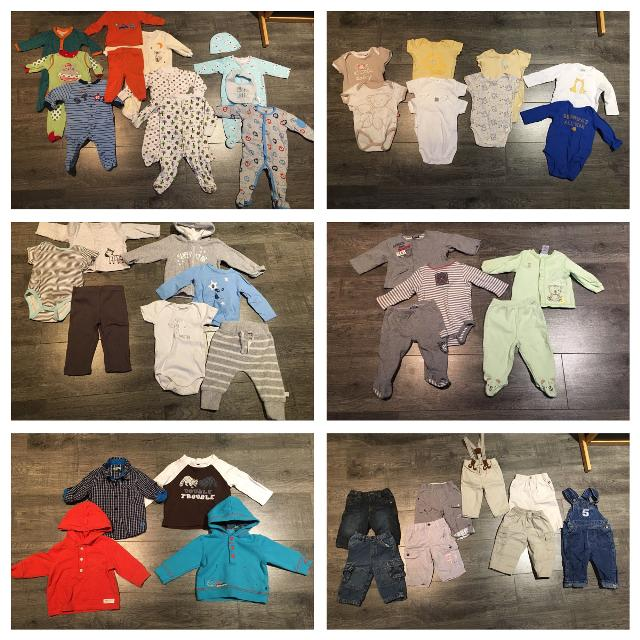c422a4e8 Best 3-6 Months Baby Boy Fall/winter Lot 43 Items for sale in Vaudreuil,  Quebec for 2019