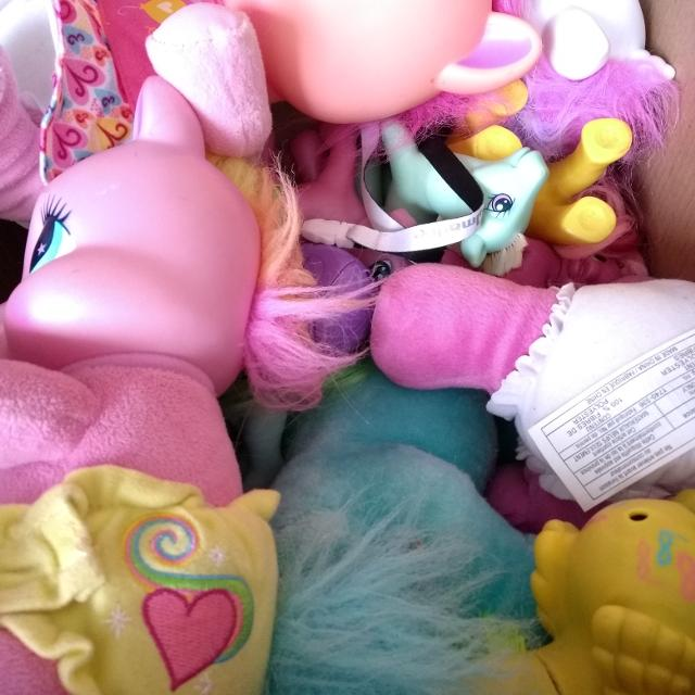 Find More Giant Load Of G3 G3 5 G4 My Little Pony For Sale At Up