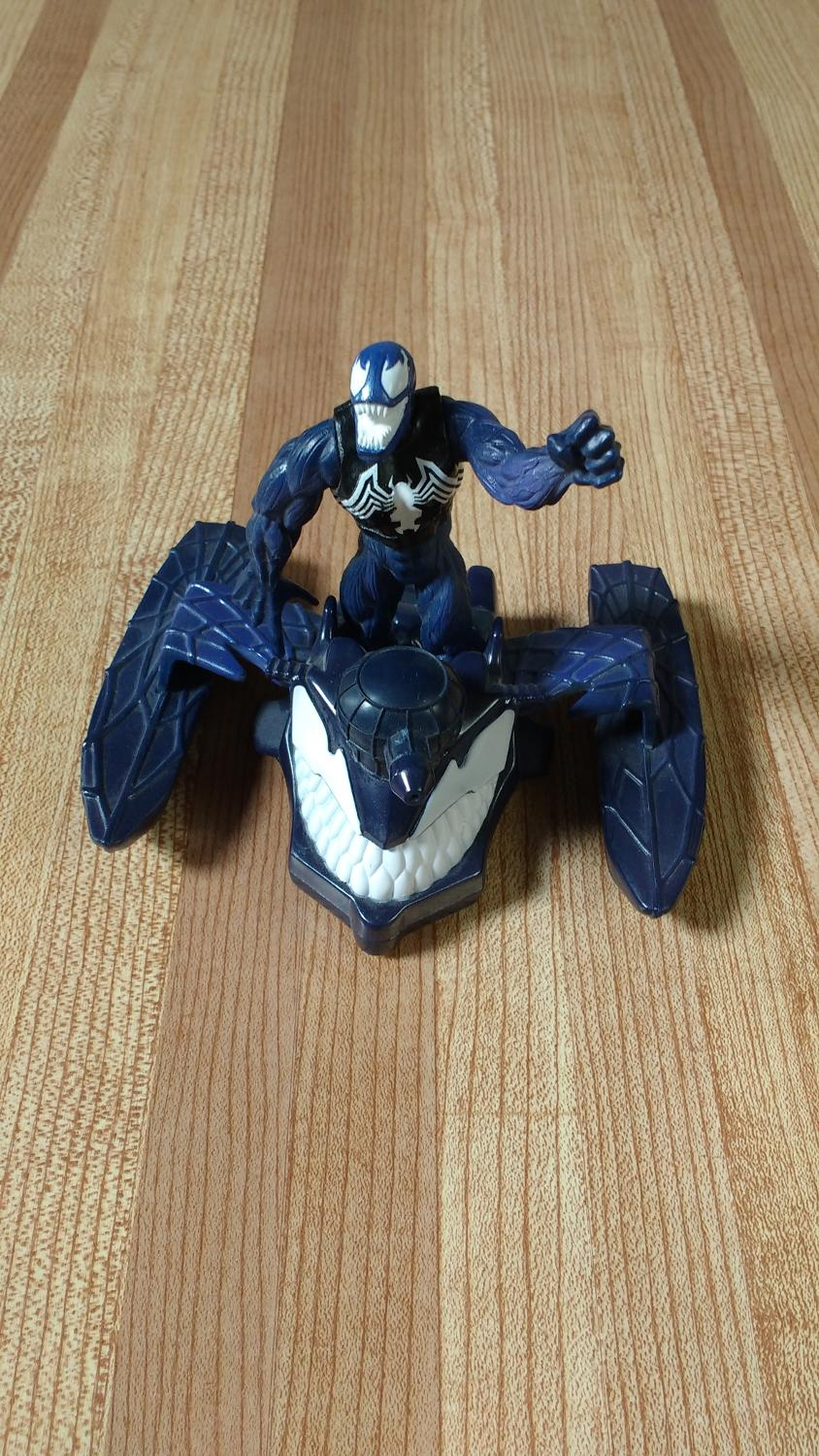 Best Spiderman Venom Water Spitter By Hasbro. Euc for sale in ...
