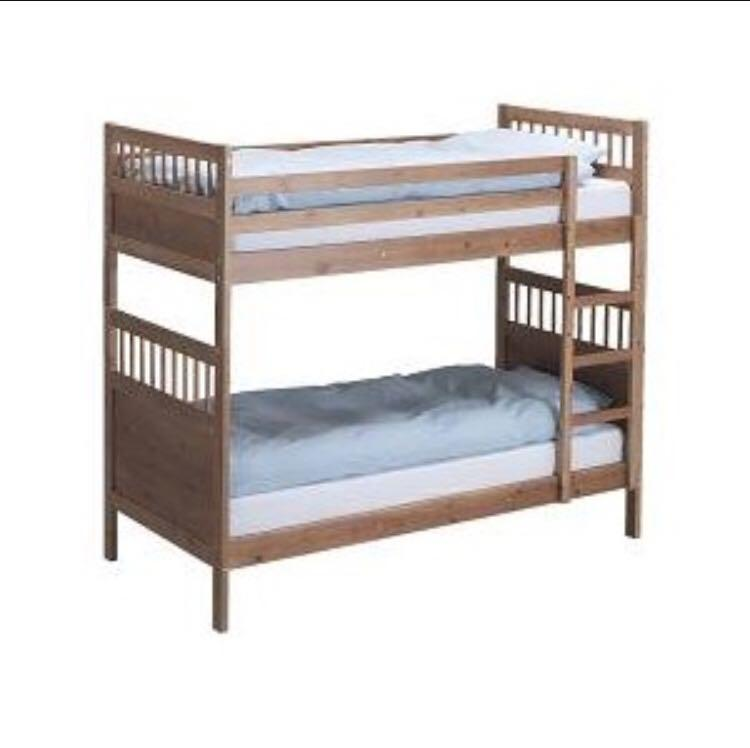 Find More Ikea Hemnes Bunk Bed For Sale At Up To 90 Off