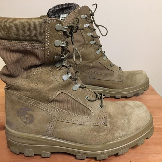 7ccfee3f25f Bates USMC Gore-Tex Temperate Weather Combat Boots Size 9W