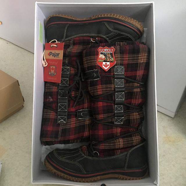 9d5ee6ebe Best Pajar Plaid Winter Boots for sale in Dollard-Des Ormeaux, Quebec for  2019