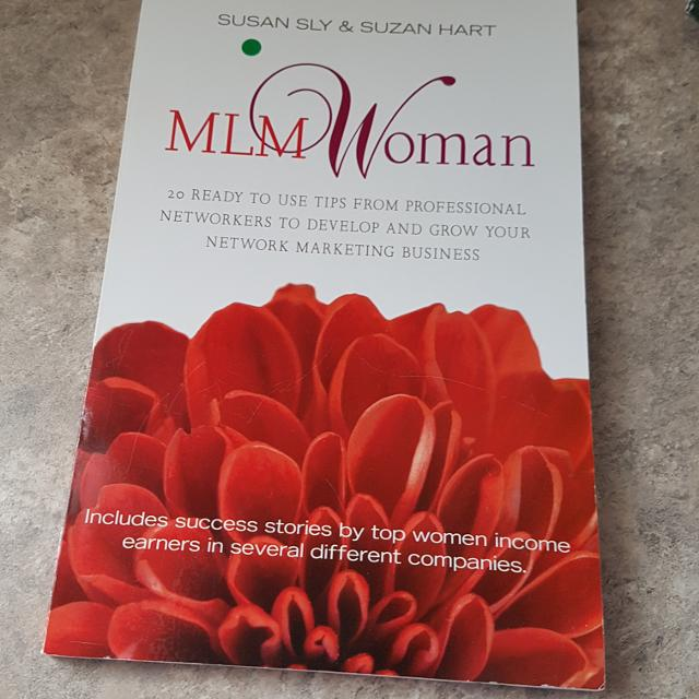 MLM Woman  New condition  Susan Sly & Suzan Hart Authors
