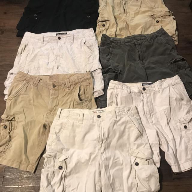 0c747c5d97 Best Men's American Eagle Cargo Shorts for sale in Durant, Oklahoma for 2019