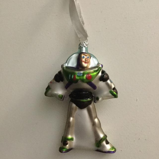 Buzz Lightyear Christmas ornament EUC - Find More Buzz Lightyear Christmas Ornament Euc For Sale At Up To 90