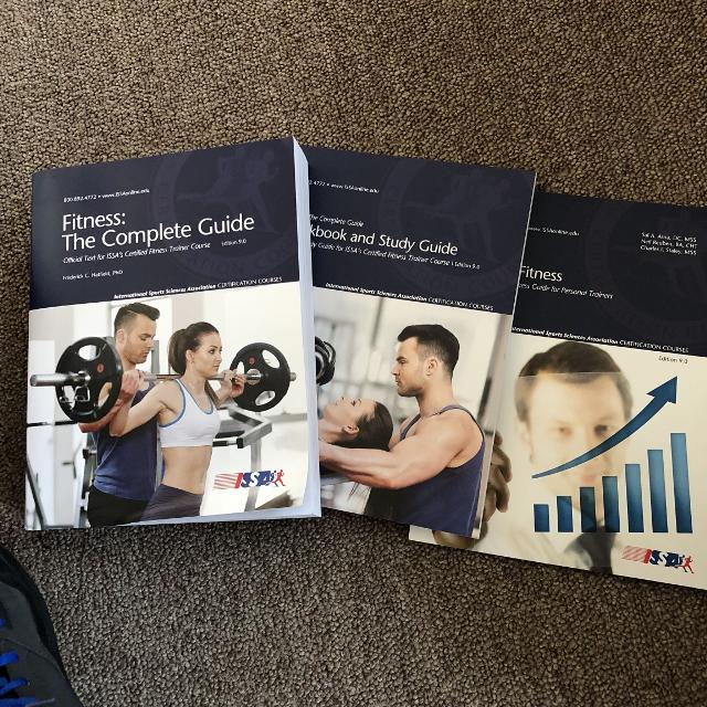 Best Issa Personal Trainer Books For Sale In Mount Vernon Ohio For 2019
