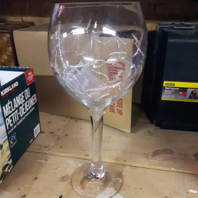 Best Giant Wine Glass For Sale In Peterborough Ontario For 2019