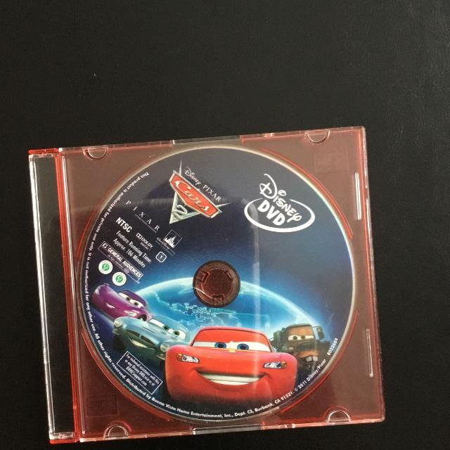 Find More Cars 2 Dvd Not In Original Case Pick Up In Steveston For Sale At Up To 90 Off