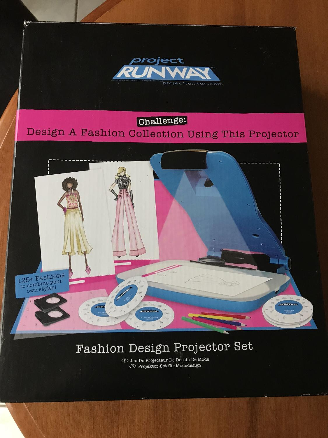 Find More Project Runway Fashion Design Set For Sale At Up To 90 Off