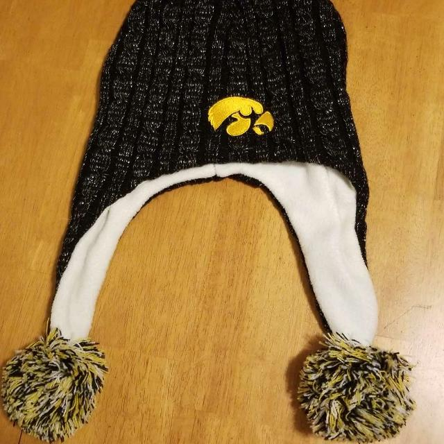 4adc5b26f41 Find more Iowa Hawkeyes Hat for sale at up to 90% off