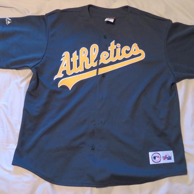 quality design 63106 258f3 Oakland Athletics Alternate Jersey