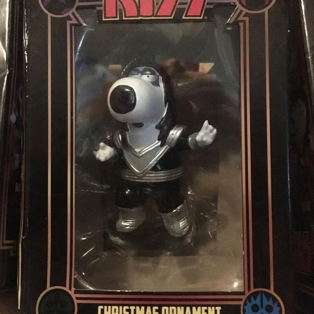 3 Reasons Members Are Addicted - Find More Family Guy As Kiss Christmas Ornaments For Sale At Up To