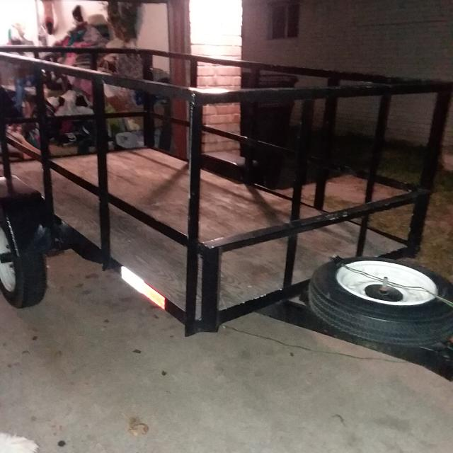 Best Homemade Trailer For Sale for sale in Houston, Texas for 2018