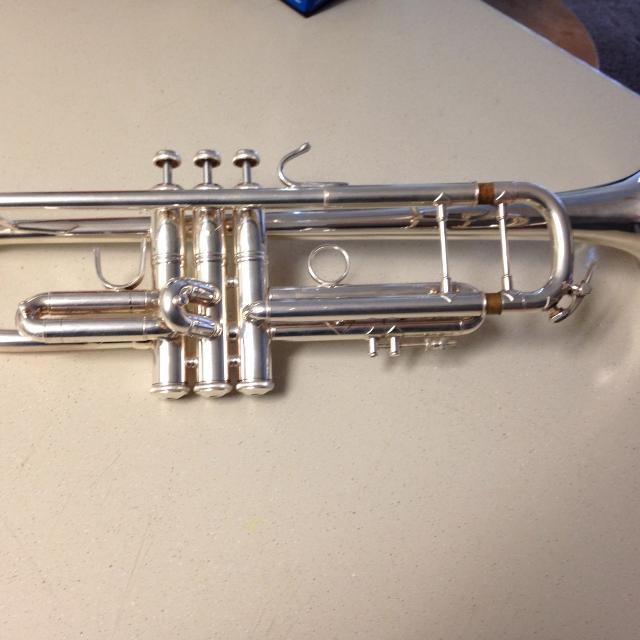 Best Bach Stradivarius Model 37 Trumpet For Sale In San Marcos
