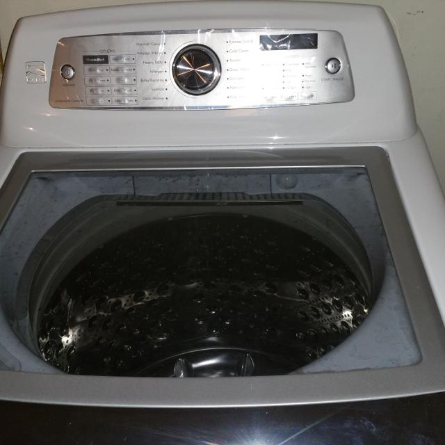 Kenmore Elite 31552 5 2 Cu Ft Top Load Washer W Steam Treat