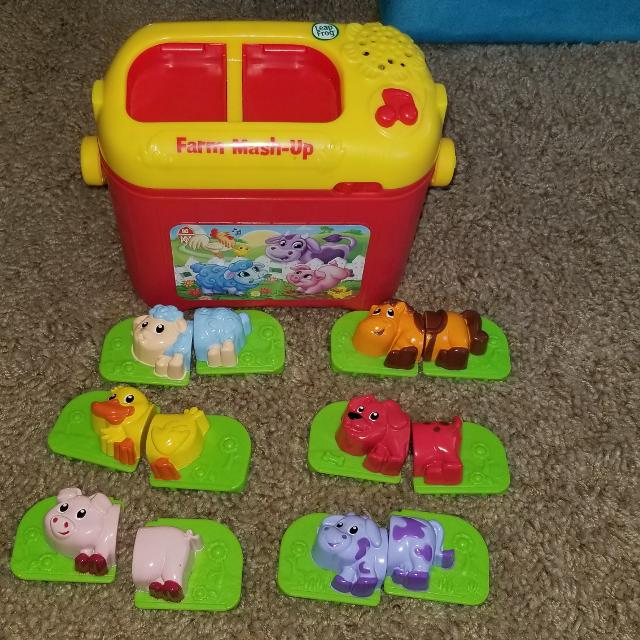 Find More Leapfrog Farm Mash Up For Sale At Up To 90 Off