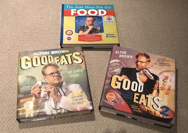 Good Eats Set