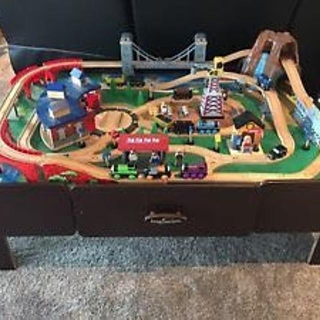 Find more Imaginarium Train Table And Train Set for sale at up to 90 ...