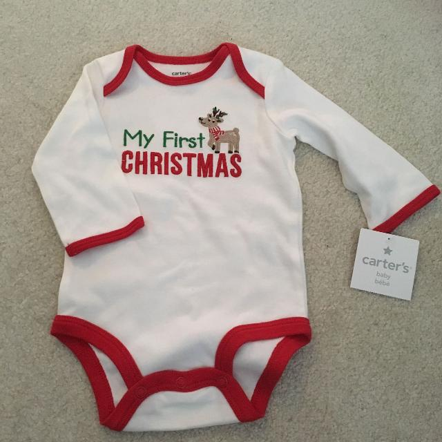 bfeb47738 Best Carter's Long Sleeve Onesie for sale in North Delta, British Columbia  for 2019
