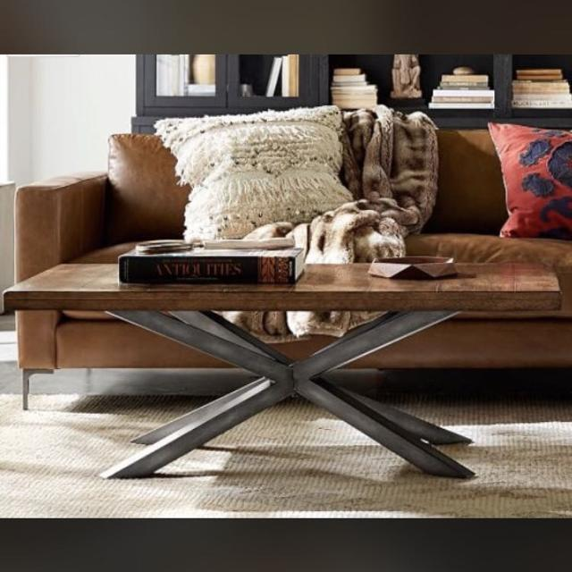 Best Jax Pottery Barn Coffee Table For Sale In Mission Viejo - Pottery barn couch table