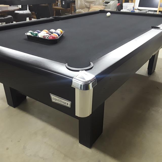 Find More Brunswick Contender Diamond Honed Certified Slate Pool - Brunswick contender series pool table