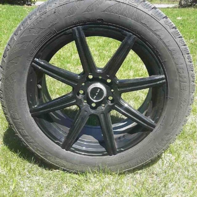 Used Tires Barrie >> Winter Tires On Rims