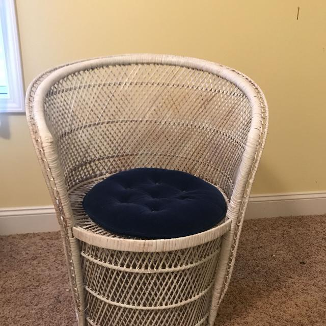 Find More Vintage Round Wicker Chair For Sale At Up To 90 Off