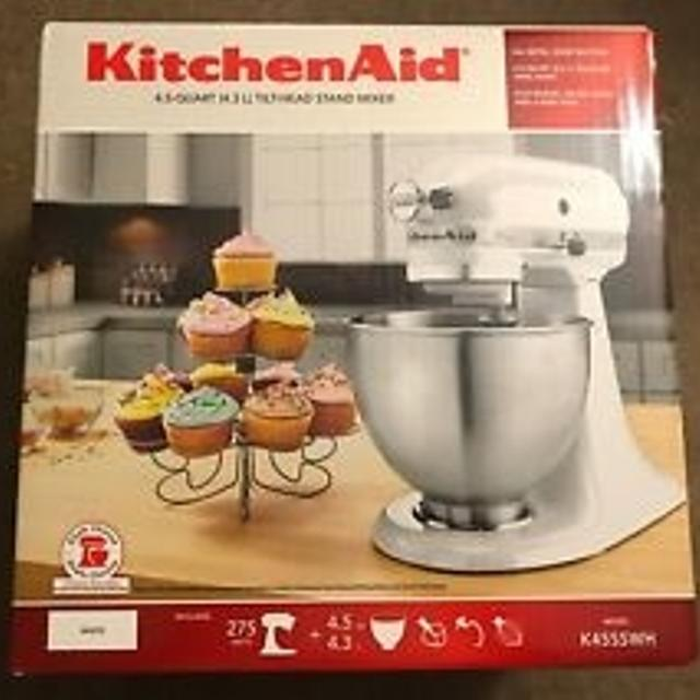 Best White Kitchenaid Classic Mixer for sale in Lawrenceville ...
