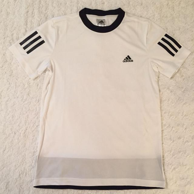 a166b7d21473 Best Adidas 3 Stripe Estro T Shirt Junior Boys. Size S (9 10). Like New  Condition! for sale in Laval
