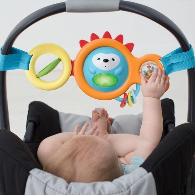 Skip Hop Car Seat Toy Musical Lights Up