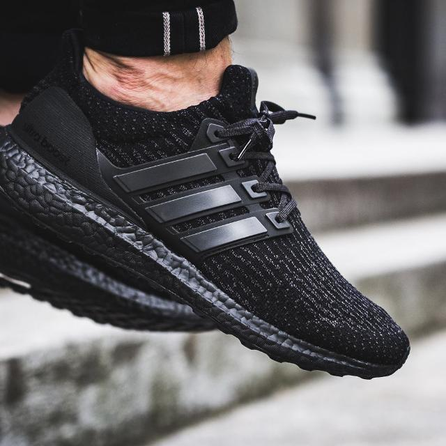 6184087d008 Best Adidas Ultraboost Triple Black 3.0 for sale in Lake Forest ...